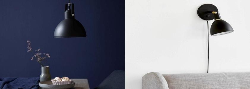 Belysning - lamper, pærer og ophæng