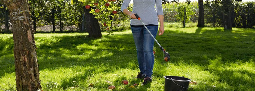 Gardena griber gør affaldsopsamlingen let som en leg - 10-4.dk