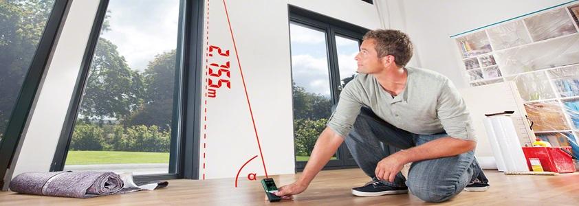 Mål afstanden på bare et enkelt sekund med smarte afstandsmålere