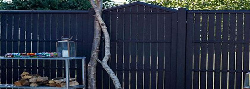 Atrium hegn fra Plus - Se det store udvalg af hegn på 10-4.dk