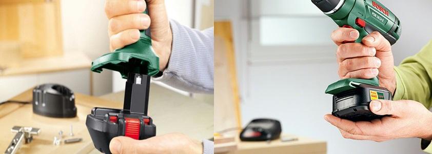 Køb et batteri til dine elværktøjer på 10-4.dk - Vi har skarpe priser og hurtig levering