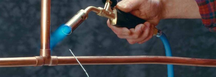 Køb en blæselampe som fx kan bruges til metalarbejde - 10-4.dk
