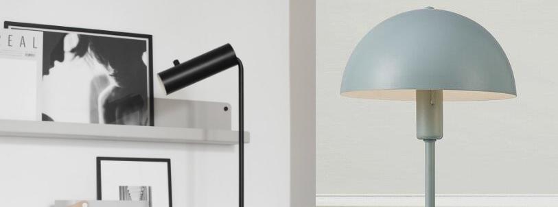 Bordlamper i høj kvalitet fra Nordlux