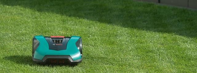Bosch Indego robotplæneklippere