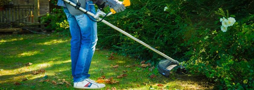 Buskryddere i høj kvalitet til udtynding af græs og buske