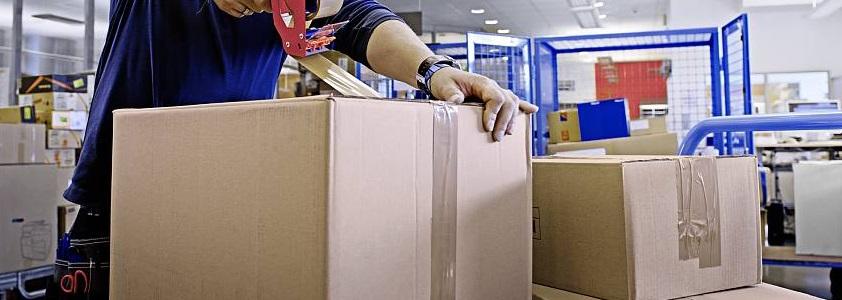 Tesa emballagetape - Køb online på 10-4.dk