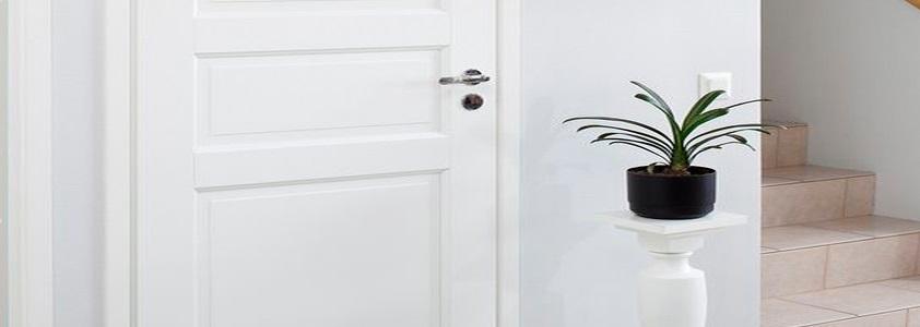 Formpressede dør fra swedoor - Se det store udvalg af døre på 10-4.dk