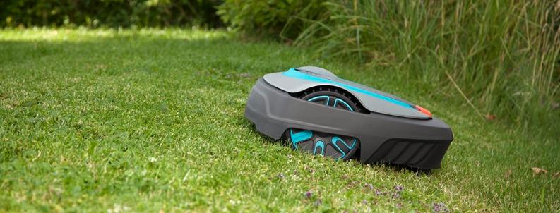 Gardena robotplæneklippere i højeste kvalitet