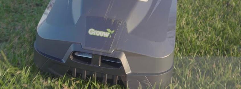 Grouw robotplæneklippere i høj kvalitet til billige priser