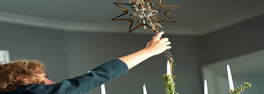 Se vores udvalg af julepynt på 10-4.dk