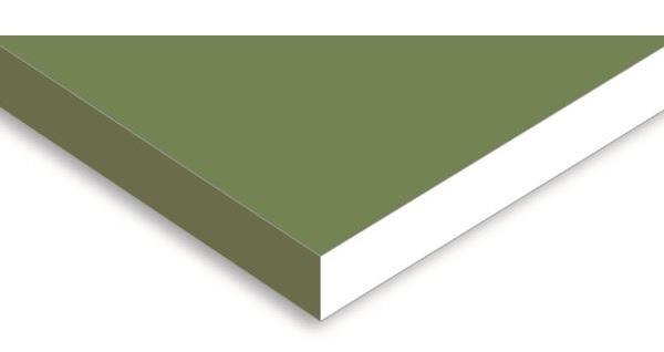 Vindgips fra Knauf til underbeklædning i ventilerede facader og undertage. Køb her.