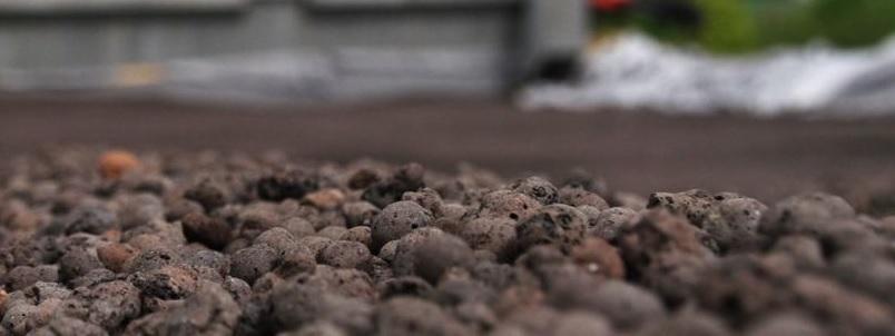 Lecanødder til isolering i kældergulve, terrændæk og industrigulve.