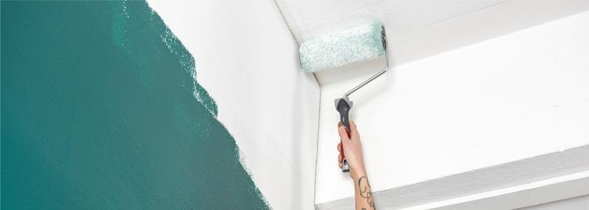 Maling, maleværktøj og rengøring til maling