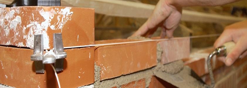 Se det store udvalg af mursnor og andet til dit murerarbejde på 10-4.dk