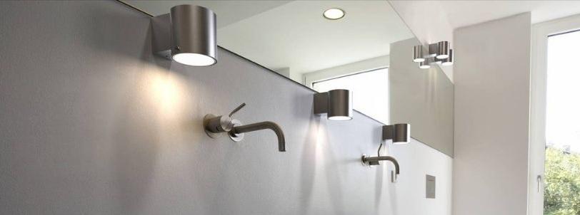 Belysning til badeværelset