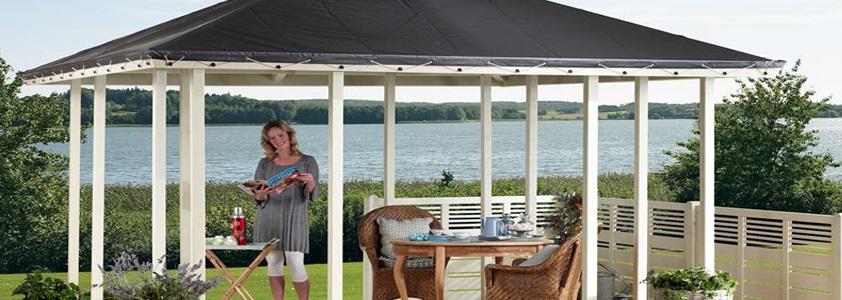Pavillon fra Plus og NSH Nordic - Køb nu på 10-4.dk
