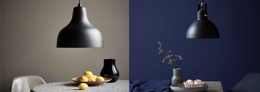 Find din nye loftlampe hos 10-4.dk, fx en af disse pendel lamper fra Nordlux