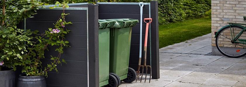 Plus renovationsskjul - Køb online på 10-4.dk
