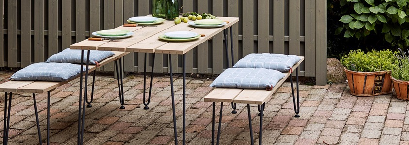 Plus retro møbler - Køb online på 10-4.dk