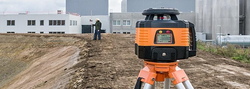 Rotationslasere fra Bosch, GeoFennel og Spectra. Billige priser på 10-4.dk