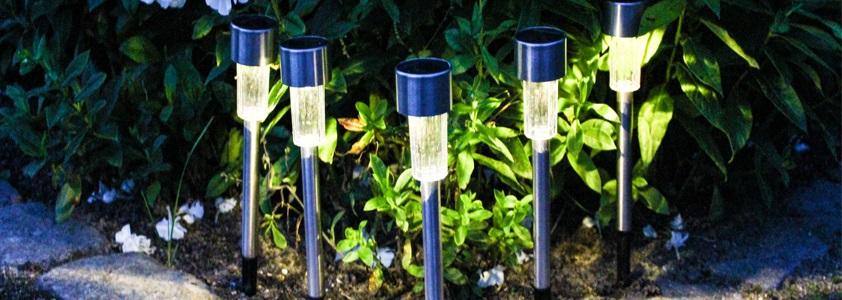 solcellelamper til skarpe priser - Køb nu på 10-4.dk