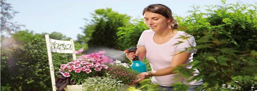 Sprøjte til fx gødning af planter - 10-4.dk