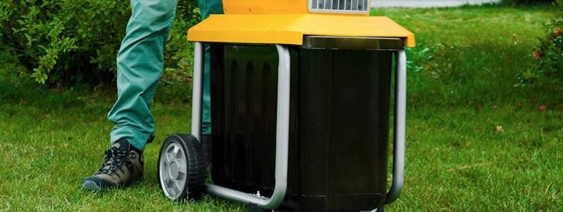 Stiga kompostkværn