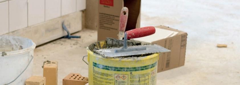 Køb tandspartel eller andet til dit murerarbejde på 10-4.dk
