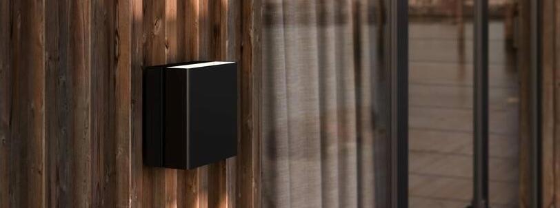 Turn væglampe - flot design og flot lys