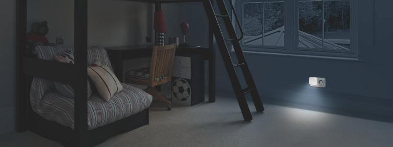 Vågelys og vågelamper til gangen eller børneværelset