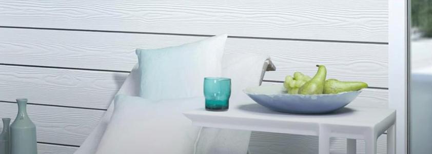 Cedral click/ Ivarclick fibercement facadepaneler - Køb online på 10-4.dk