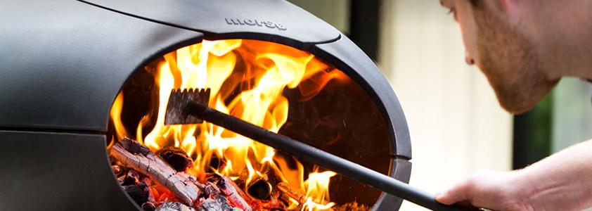 Grillbørste og vedligeholdelse af din grill - 10-4.dk