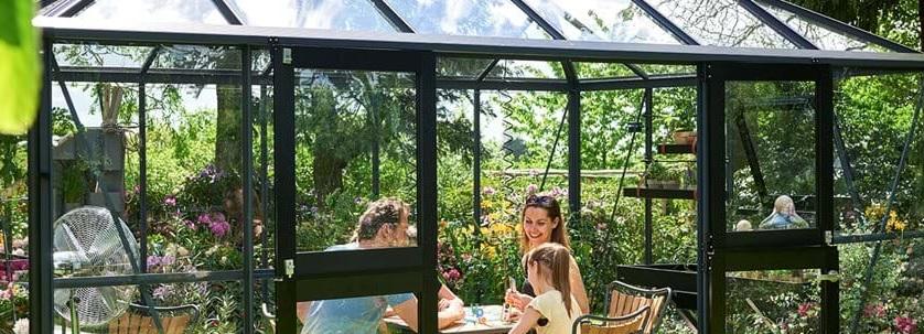Juliana drivhuse - dansk kvalitet