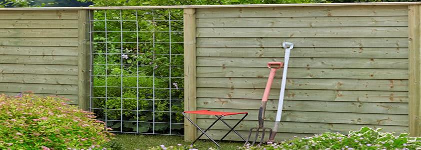 Plus klink hegn - Se det store udvalg af hegn på 10-4.dk