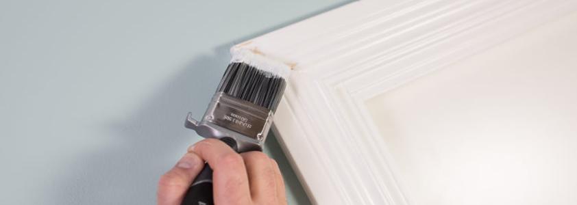 Pensler til maling af træmøbler og karme - Køb online på 10-4.dk