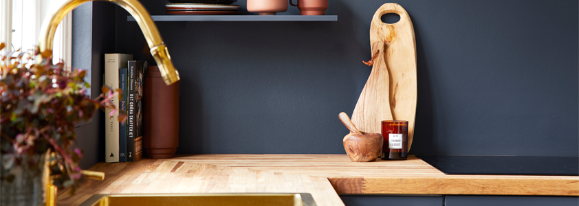 Dyrup maling køkken og bad - Køb online på 10-4.dk
