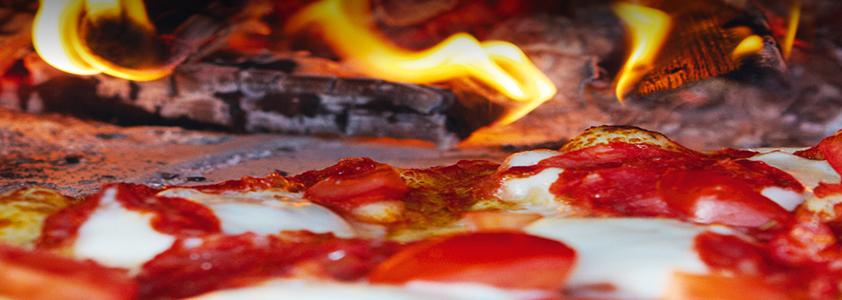 Pizzasten og pizzaspade til grillen - 10-4.dk