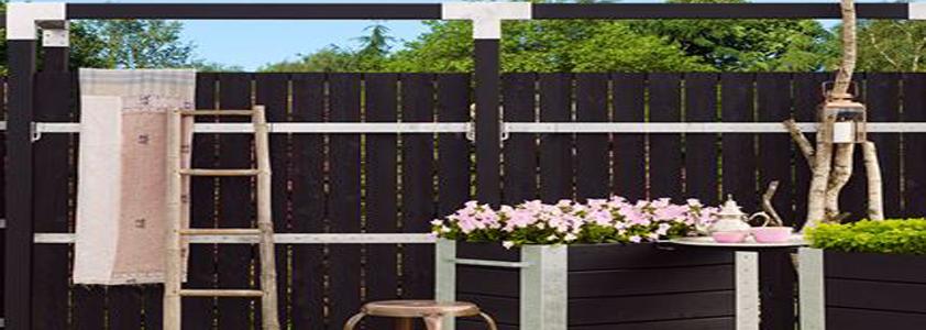 Plus porthegn - Se det store udvalg af hegn på 10-4.dk