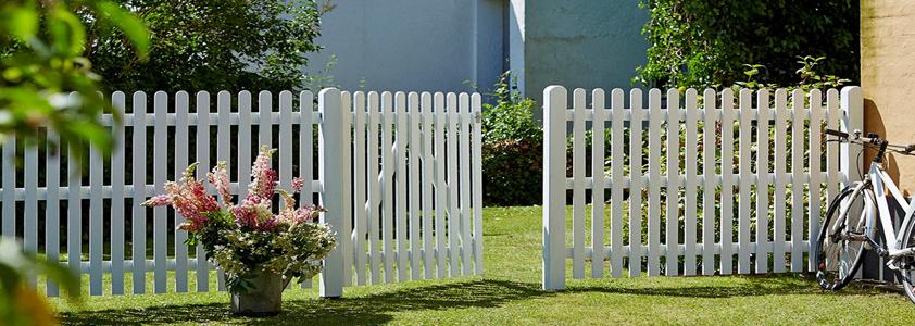 Plus retro hegn - Se det store udvalg af hegn på 10-4.dk