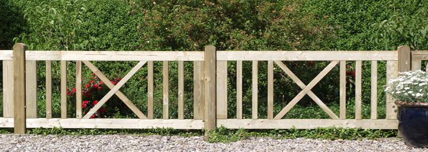 Plus rom hegn - Se det store udvalg af hegn på 10-4.dk