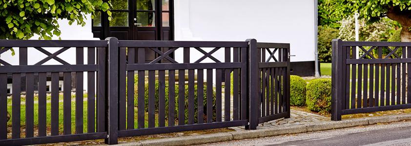 Plus vinesse hegn - Se det store udvalg af hegn på 10-4.dk