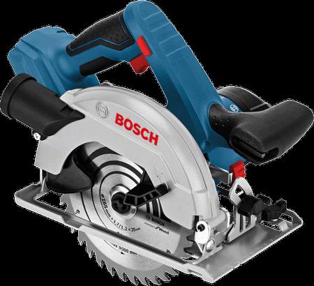 Bosch akku rundsav GKS 18V 57G SOLO