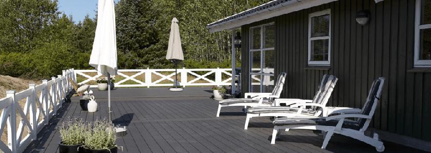 Guide til terrasse