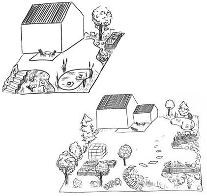 Valg af plæneklipper afhænger af størrelse