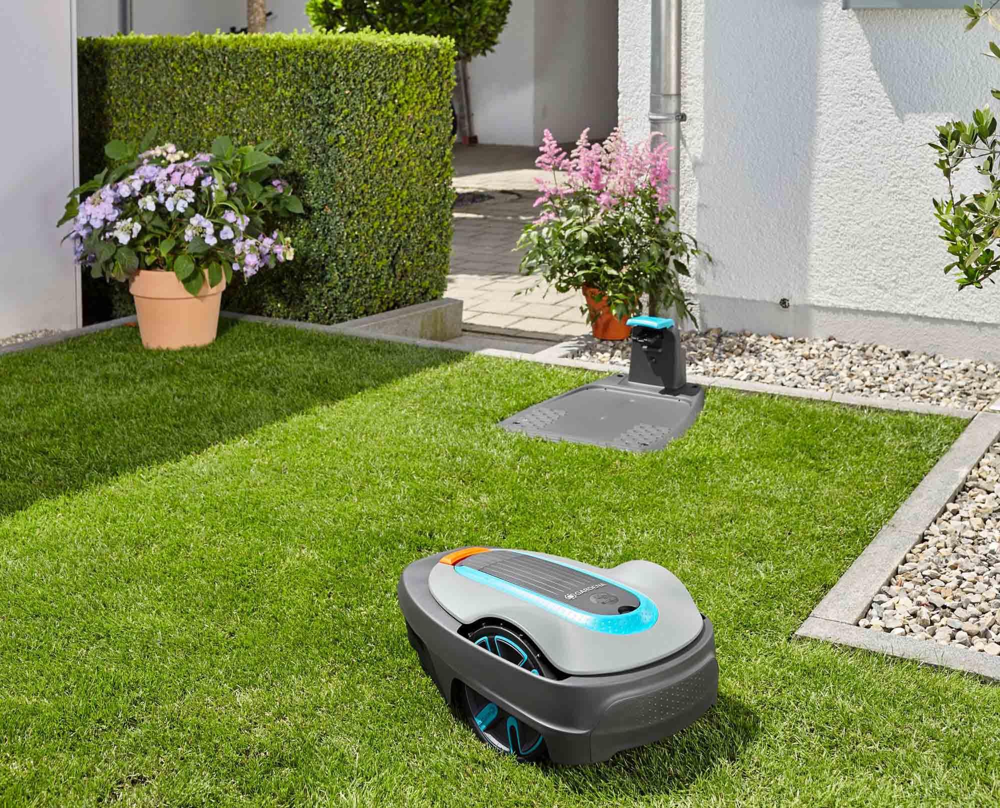 Robotplæneklipper er for dig som ikke ønsker at slå græs